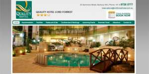 Quality Hotel Lord Forrest | Brandicoot