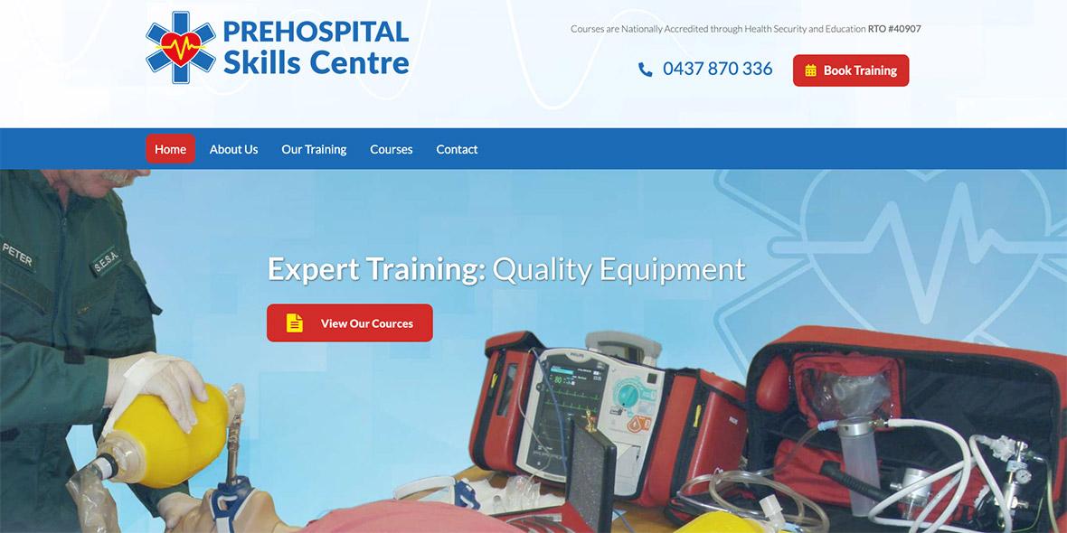 Pre-hospital Skills Centre
